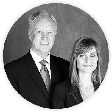 Auto Accident Attorneys Larry Wall and Tina Huntington