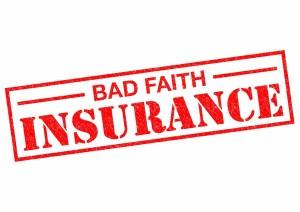 bad faith insurance pratices